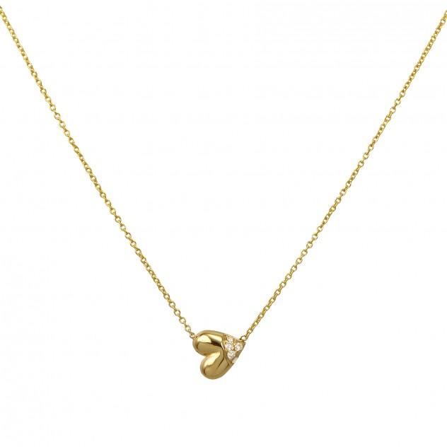 beloved diamond necklace
