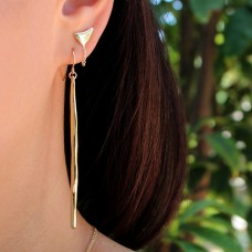 celine large earrings