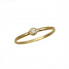 celine small diamond ring