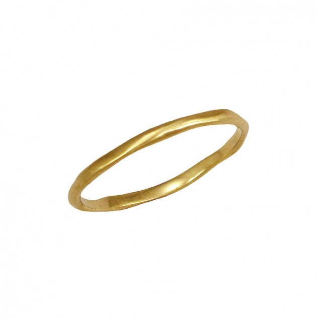 celine thin ring
