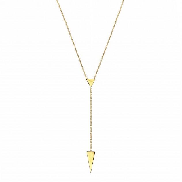cori petite lariat necklace
