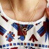 dylan lariat necklace