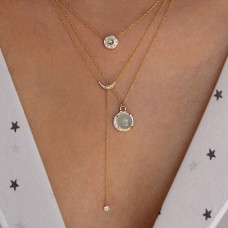 eclipse petite necklace