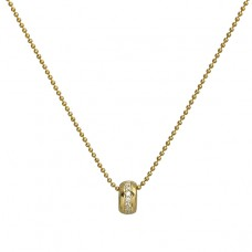 endless diamond necklace