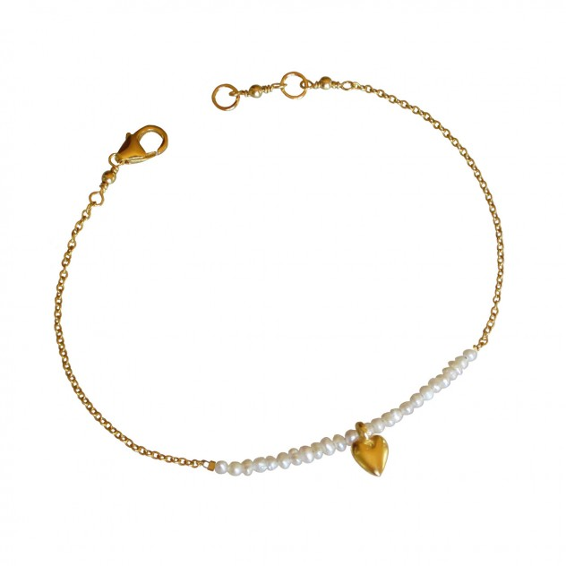 erin seed pearl bracelet