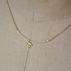 erin seed pearl necklace