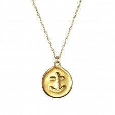 hannah anchor necklace