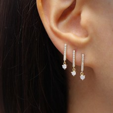 harmony diamond earrings
