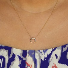homecoming diamond necklace