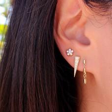 icicle diamond earrings