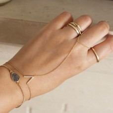 leslie thin ring