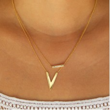 journey diamond necklace