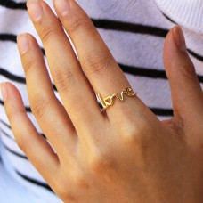 "jamie ""love"" ring"