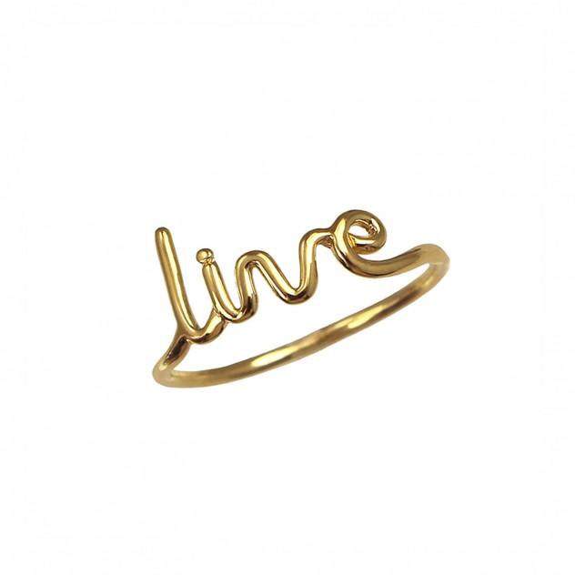 """jamie thin """"live"""" ring"""