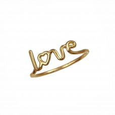 "jamie thin ""love"" ring"