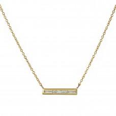 journey diamond necklace