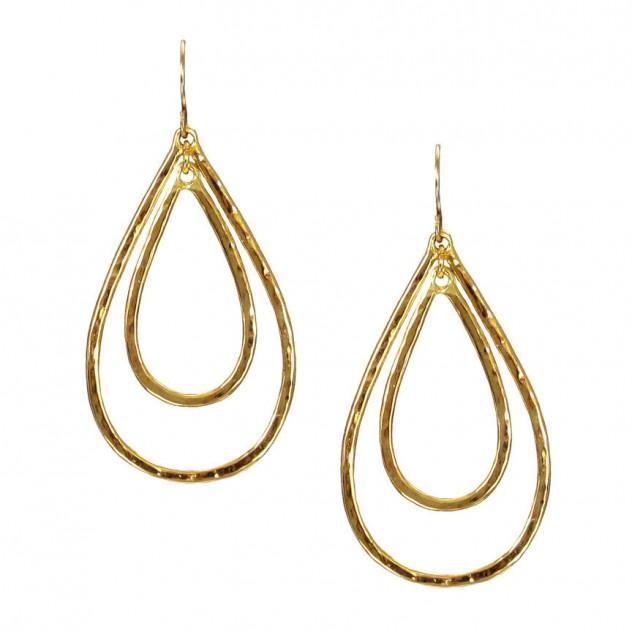 kelly double earrings