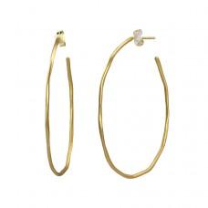 kenzie thin large hoops