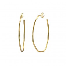 kenzie thin small hoops