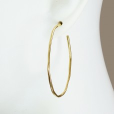 kenzie thin small hoops