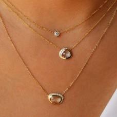 lagoon diamond necklace