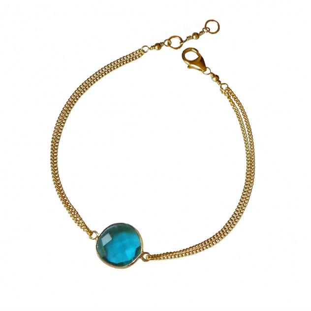 lana apatite bracelet