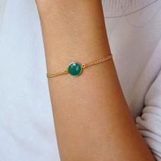 lana green onyx bracelet