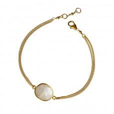 lana white moonstone bracelet