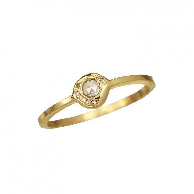 mauna kea diamond ring II
