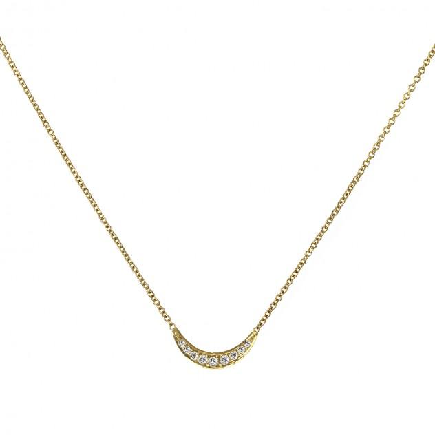 molokini diamond necklace