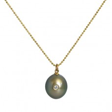 paragon tahitian pearl necklace