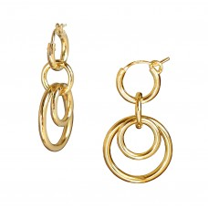 penelope double earrings