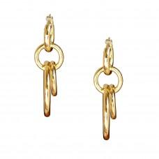 penelope double earrings