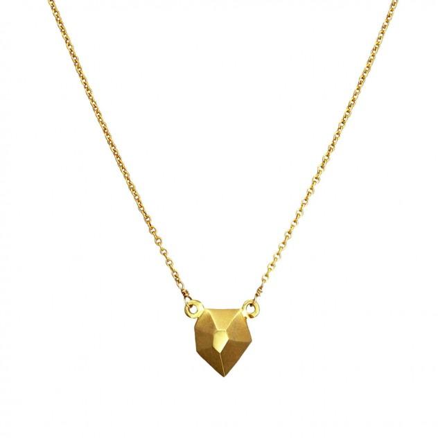 shane flat large necklace