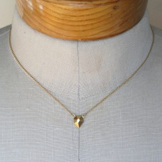 shane flat large necklace
