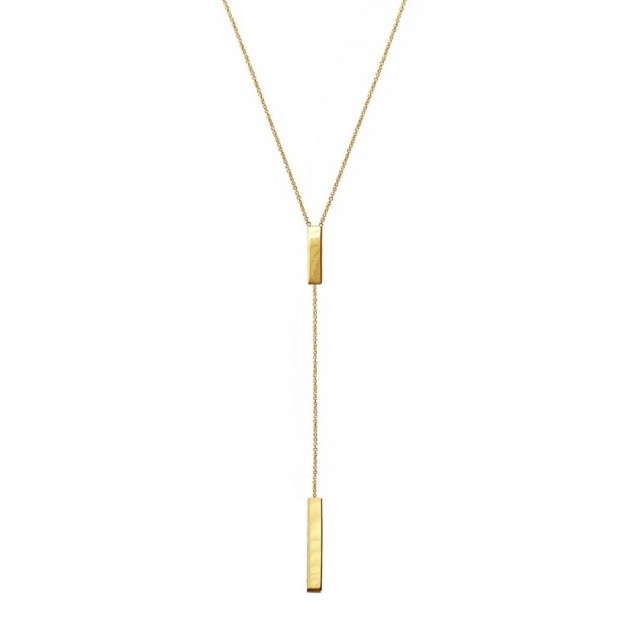 shay petite lariat necklace