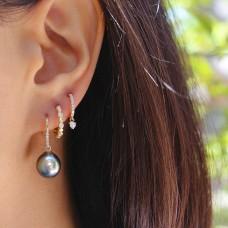 swing diamond earrings