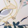 trilogy diamond necklace