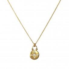 voyager diamond necklace