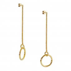 zoe large earrings